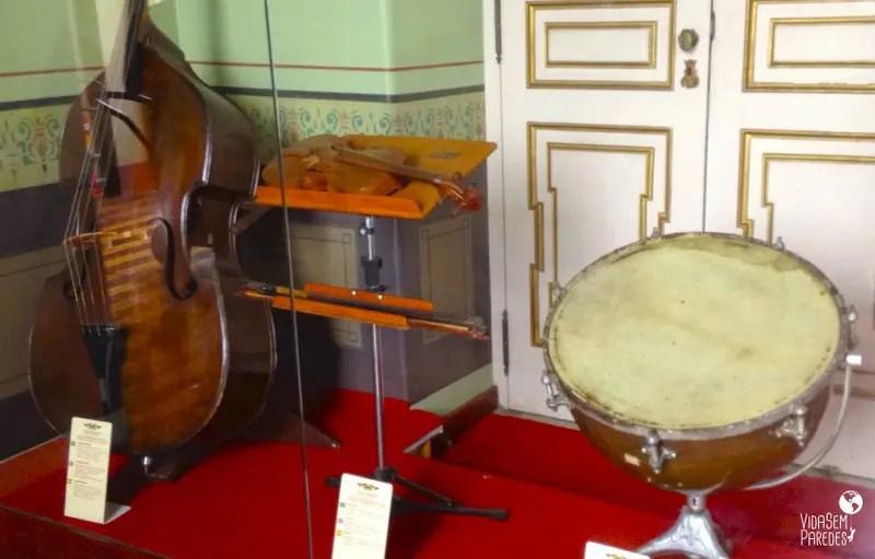Tour no interior do Teatro Amazonas