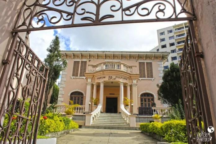 museus gratuitos em Juiz de Fora Fórum da Cultura