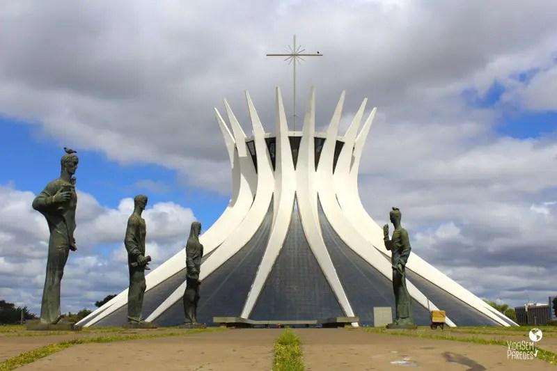 Catedral de Brasília, Atrações em Brasília - DF