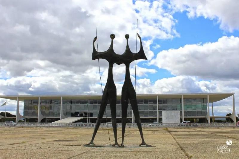 Palácio do Planalto,  Atrações em Brasília - DF