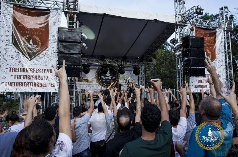 Trembier, eventos em Tiradentes, Minas Gerais