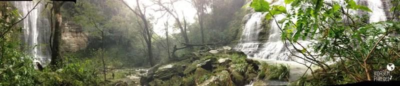Cachoeiras em Prudentópolis: Salto São Sebastião e Salto Mlot