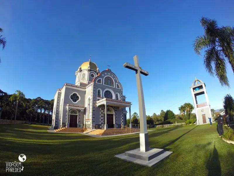 atrações culturais em Prudentópolis: Igreja da Linha Esperança