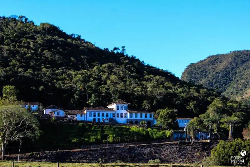 Fazenda Santa Clara - Santa Rita de Jacutinga - MG