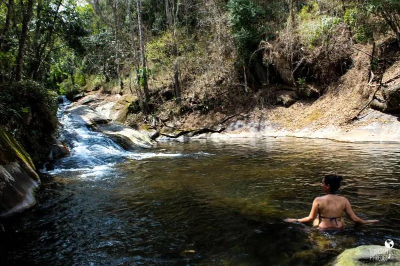 O que fazer em Itamonte, Sul de Minas Gerais: Cachoeira do Escorrega