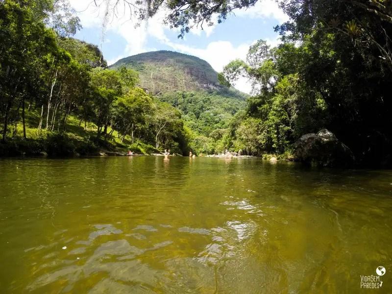 destinos com cachoeiras no Rio de Janeiro: Lumiar