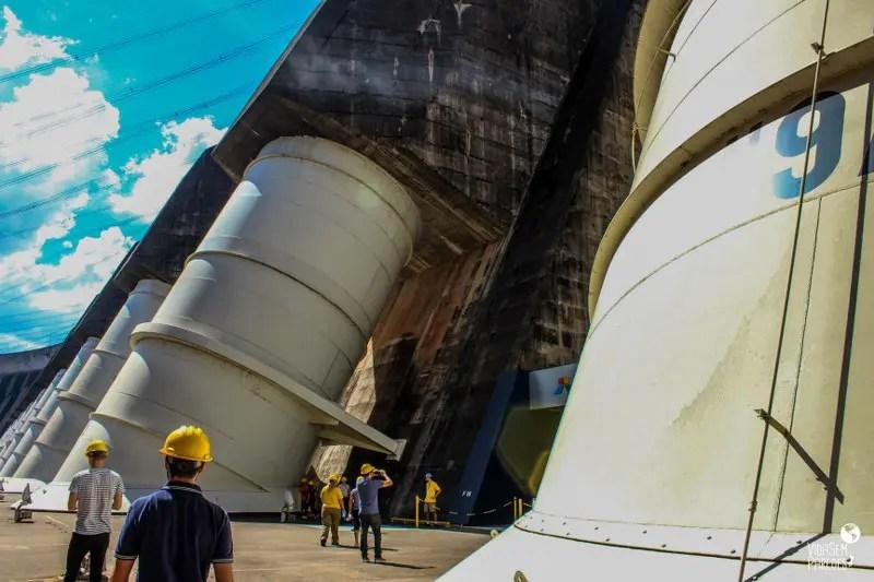 Circuito Especial na Usina de Itaipu, Foz do Iguaçu