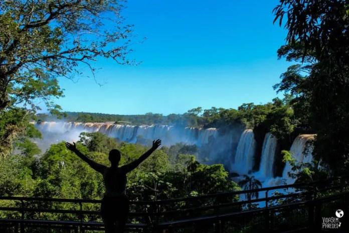 O que fazer em Foz do Iguaçu: cataratas lado argentino