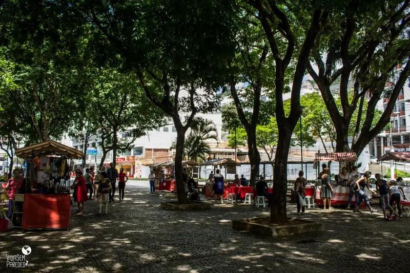 feiras de rua em Juiz de Fora - MG