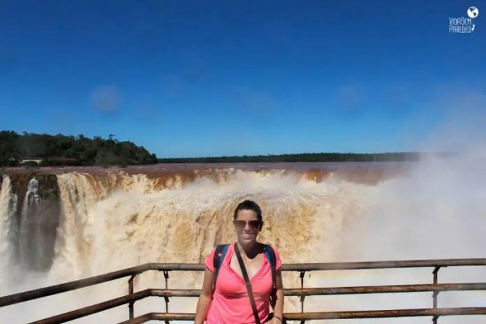 Parque Nacional Iguazú: cataratas Argentina, Garganta do Diabo