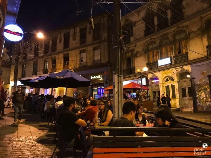 O que fazer em Valparaíso, Chile: bares e restaurantes