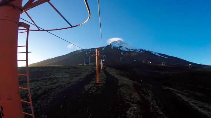 O que fazer em Pucón, Chile: Estação de Sky