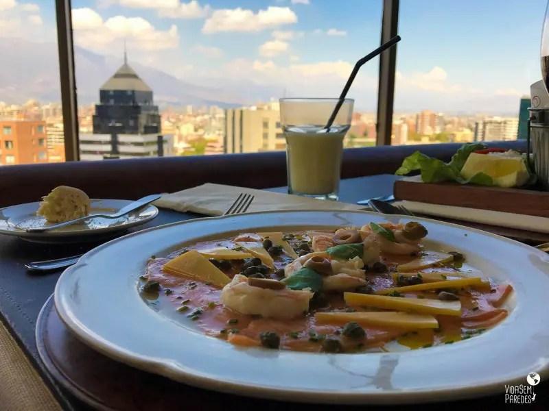 Dicas de restaurantes em Santiago