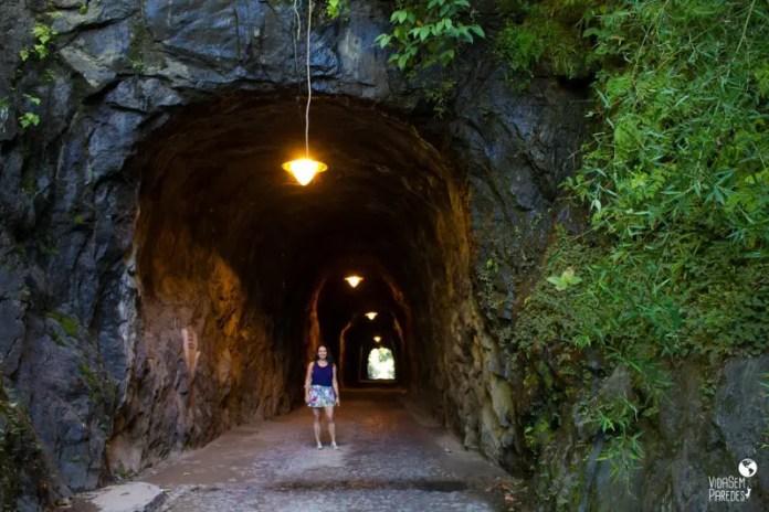 O que fazer em Conservatória - RJ: Túnel que Chora