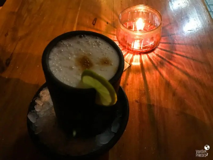 Comidas típicas do Chile: Pisco Sour