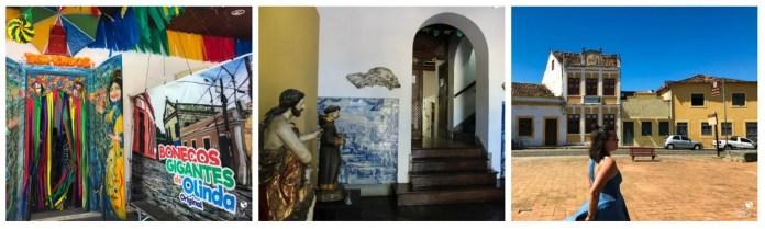 O que fazer no centro histórico de Olinda, Pernambuco: Museus