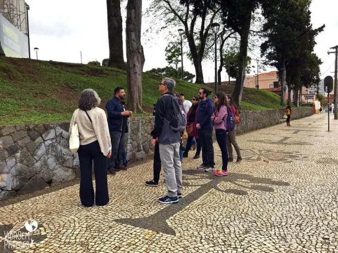 Passeios em Curitiba - Walking Tour