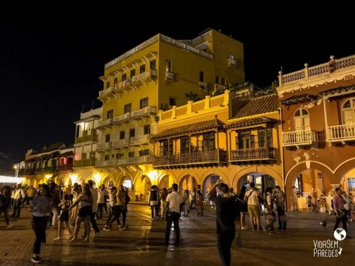 Portal de los Dulces Cartagena
