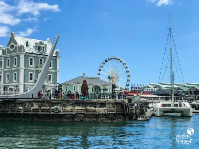 waterfront cidade do cabo