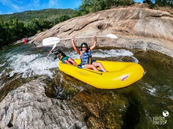 Rafting em Hazyview