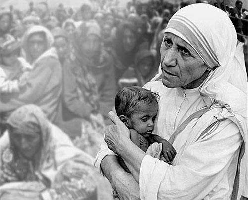Madre Teresa De Calcuta Biografia Frases Pensamientos Oraciones