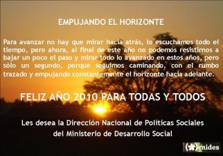 Saludo 2010 PPSS