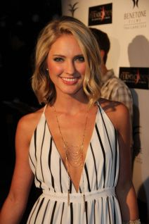 Ciara Hanna Zebra dress
