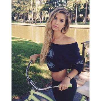 allie deberry bike