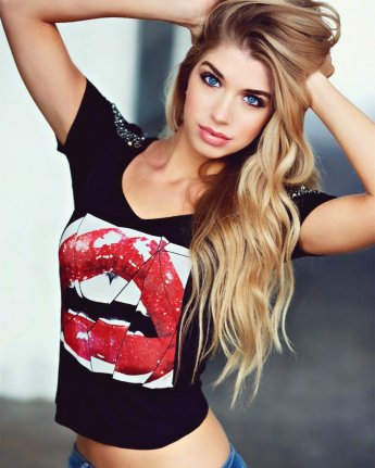 allie deberry rolling stones