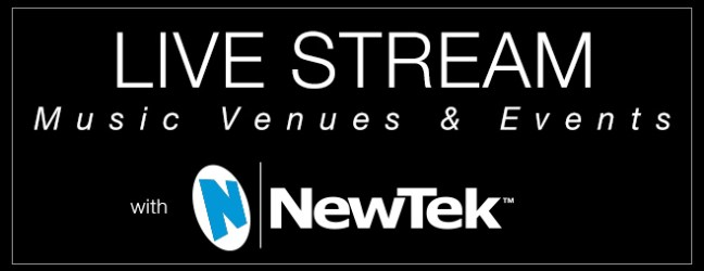 Jazz Festival gets Swinging Live Online :: HD Streaming with NewTek