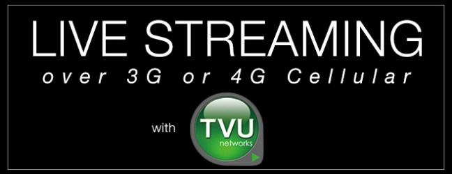Stream HD :: Live :: Over 4G Cellular