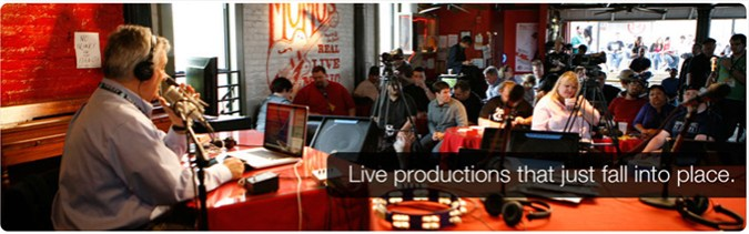 NewTek - Live Productions that fall into place
