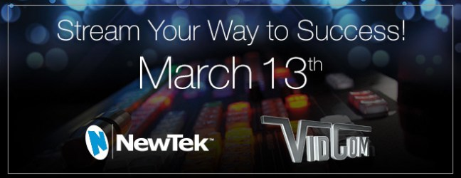 Exclusive NewTek Event, Vancouver BC