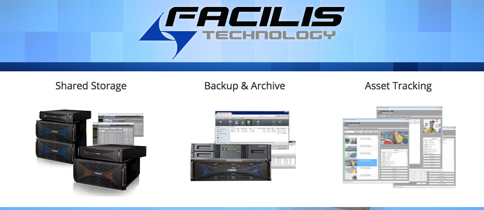 Facilis | Shared storage with the collaborative features of Multi-user Write access