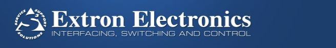 Extron Electronics Interfacing, Switching and Control