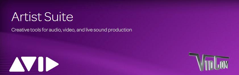 Avid Media Composer Artist Series
