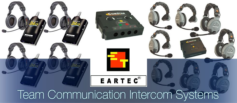 Eartec – Team Communication & Intercom Systems
