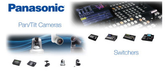 PTZ and POV Cameras as well as Remote Control Panels