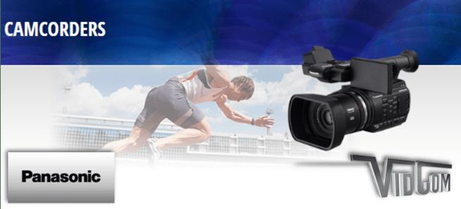 Panasonic 4K Cameras