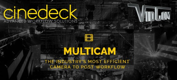 Cinedeck - Cutting Edge Production and Post Workflows