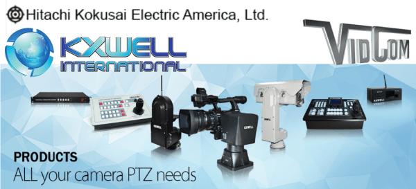 Hitachi & KXWell Cameras & Robotics