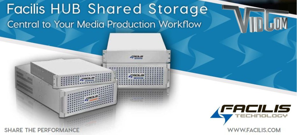Facilis HUB Shared Storage