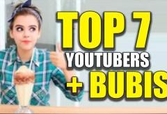 Top 7 YouTubers con bubis más grandes