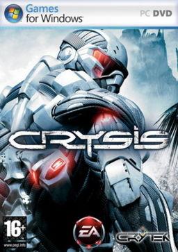 Crysis cover art
