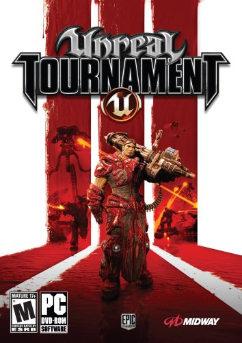 Unreal Tournament 3 cover art