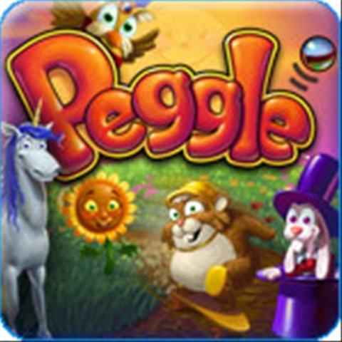 Peggle Deluxe cover art
