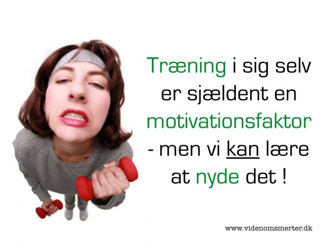 træning, motivation, coaching, træningsvejlendning, målsætning