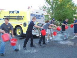 Bucket Brigade Lean