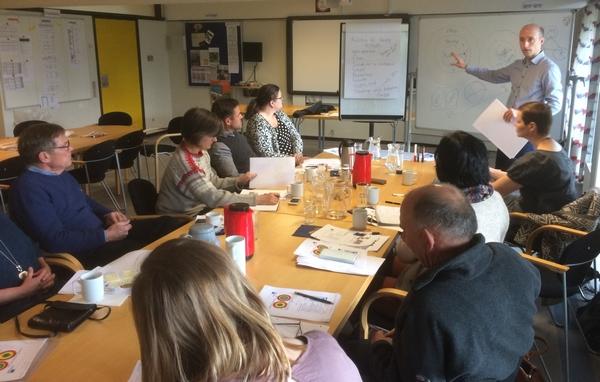 Mikkel Smith fortæller om gode mål, målnedbrydning - Hoshin Kanri i Lean