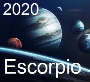 ¿Qué han planeado las estrellas y los planetas para Escorpio en 2020?